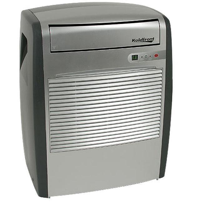 Koldfront 8 000 Btu Ultra Compact Portable Air Conditioner