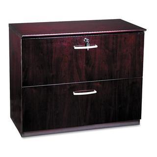 Dmi Governor S 2 Drawer File Cabinet Mahogany 12048715