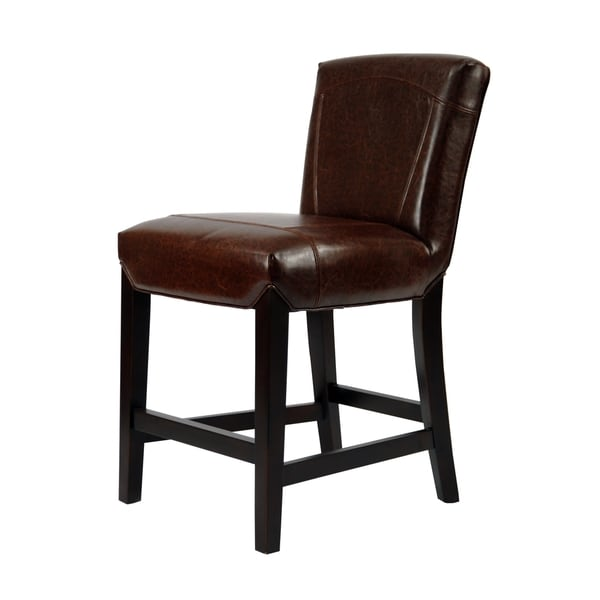 Safavieh 23 8 Inch Ken Brown Counter Stool 12059799