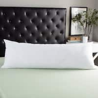 Splendorest Luxurious Soft Cotton Down Alternative Body Pillow