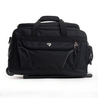 Inch Calpak Temptation Rolling Multi Compartment Travel Duffle Bag