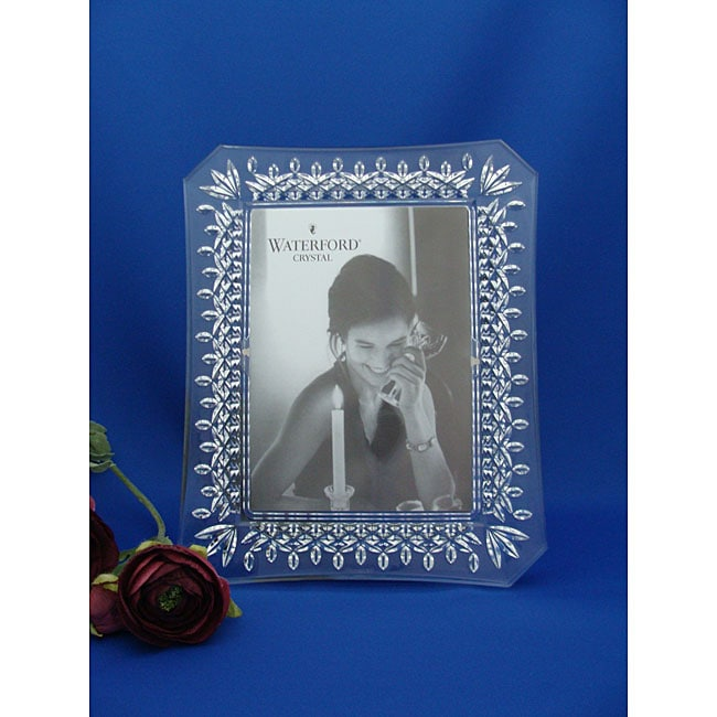 Waterford Lismore 5x7 Inch Frame 12124083 Overstock