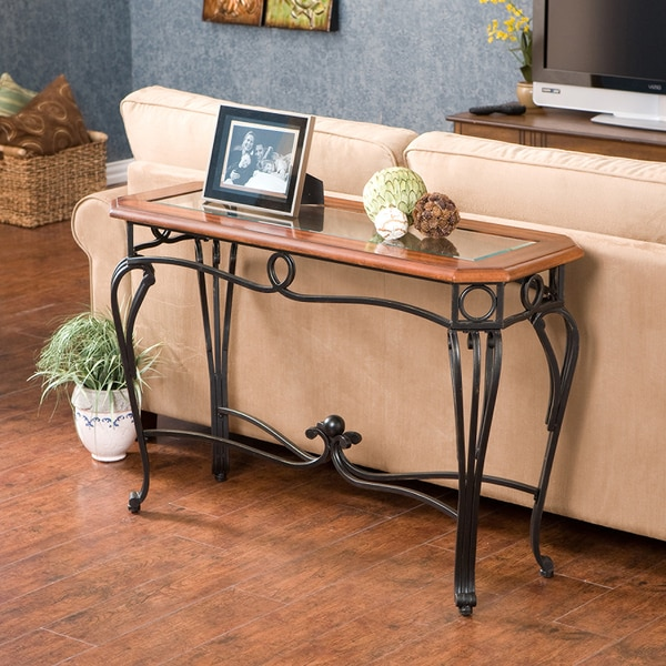 Table Behind Sofa: Harper Blvd Prentice Sofa Table