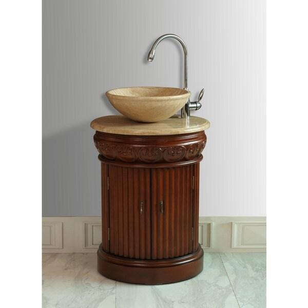 Stufurhome 23-inch 'Edwina' Single Sink Bathroom Vanity ...