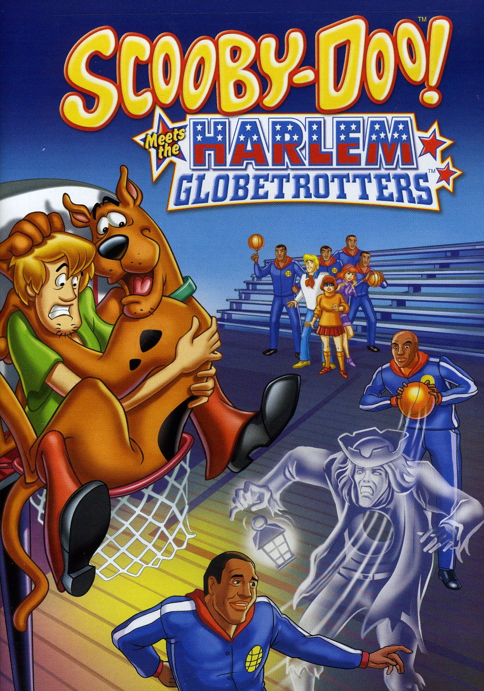 Scooby Doo Meets The Harlem Globetrotters Dvd Shopping On Popscreen