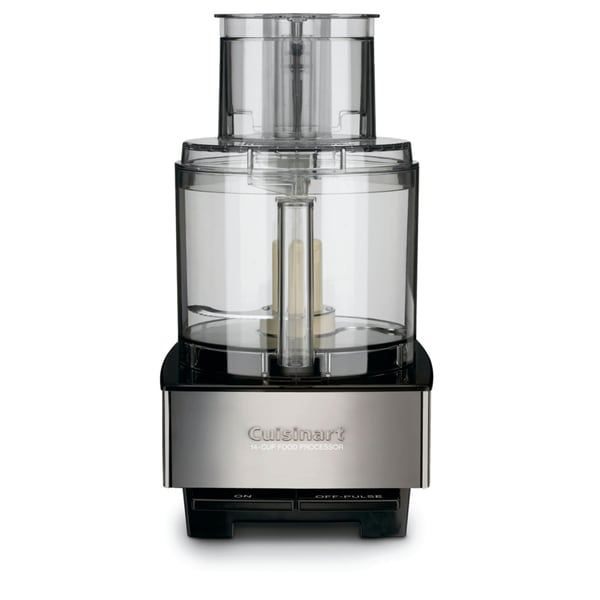 Cuisinart Dfp Bcn  Cup Food Processor Brushed Stainless