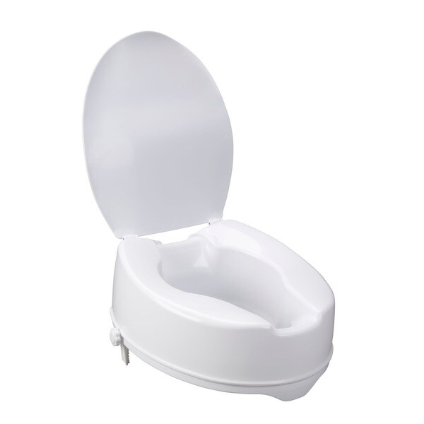Drive 6 Inch Raised Toilet Seat 12234360 Overstock Com