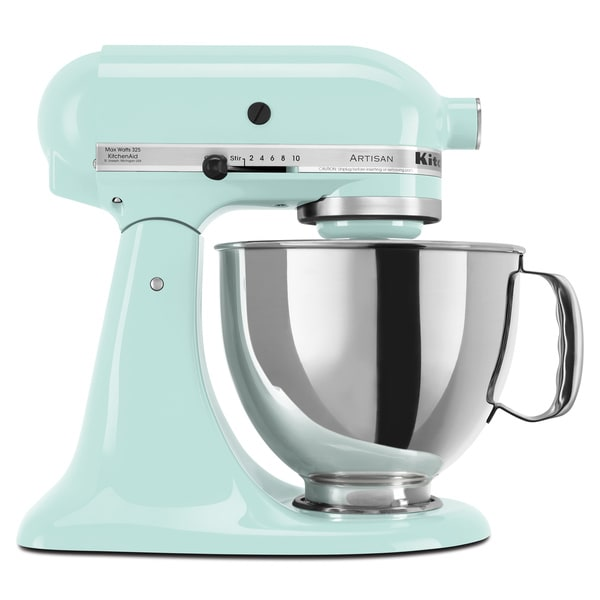 Kitchenaid Ksm150psic Ice 5 Quart Artisan Tilt Head Stand