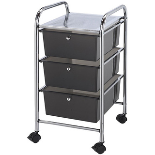 Double Storage Multicolor 15 Drawer Cart 13021429