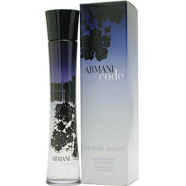 3360375010972 Ean Armani Code Eau De Parfum Natural Spray Upc Lookup