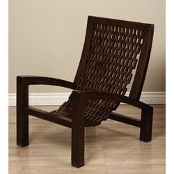 Hand Woven Wooden Arm Chair Indonesia 12276769