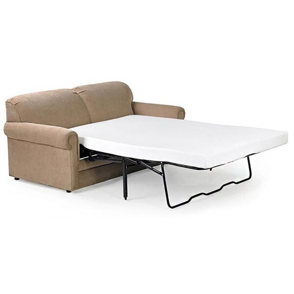 Comfort Dreams 4.5-inch Queen-size Memory Foam Sofa ...