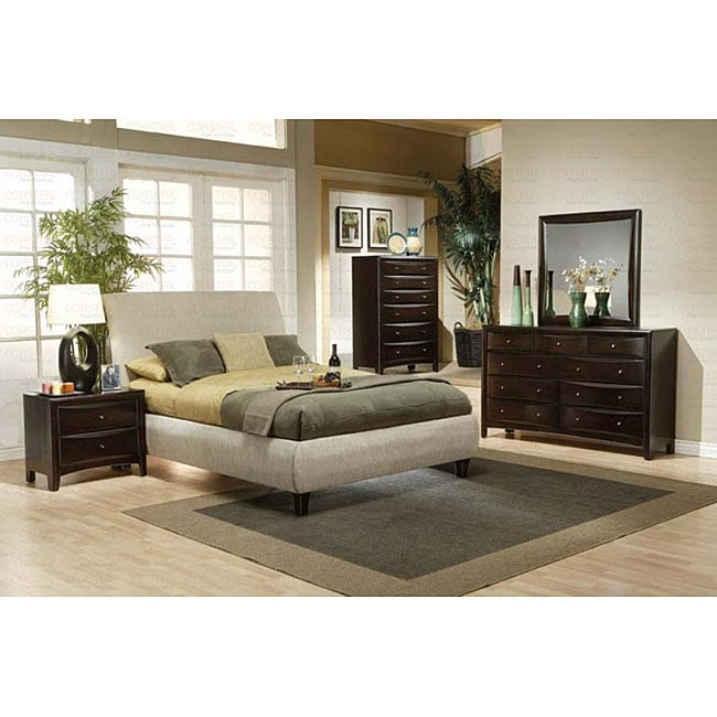 Martini Queen-size 4-piece Bedroom Collection