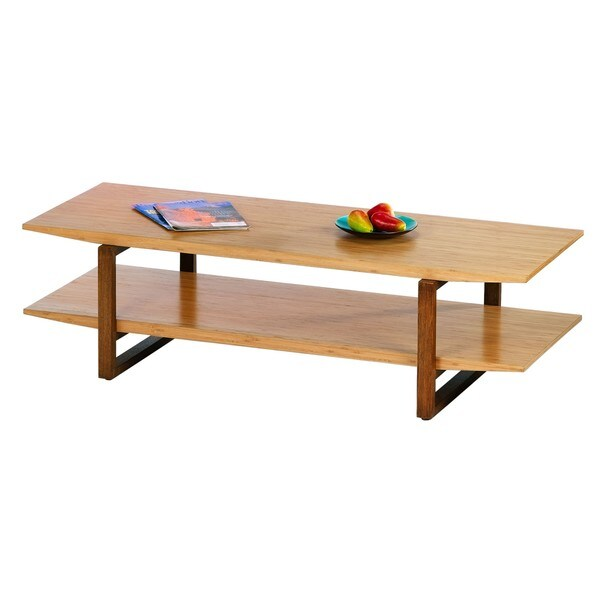 Breeze Bamboo Coffee Table