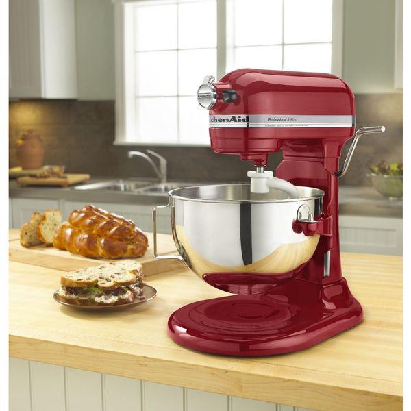 New Kitchenaid Professional Mixer 5 Plus 5 Quart Bowl 10