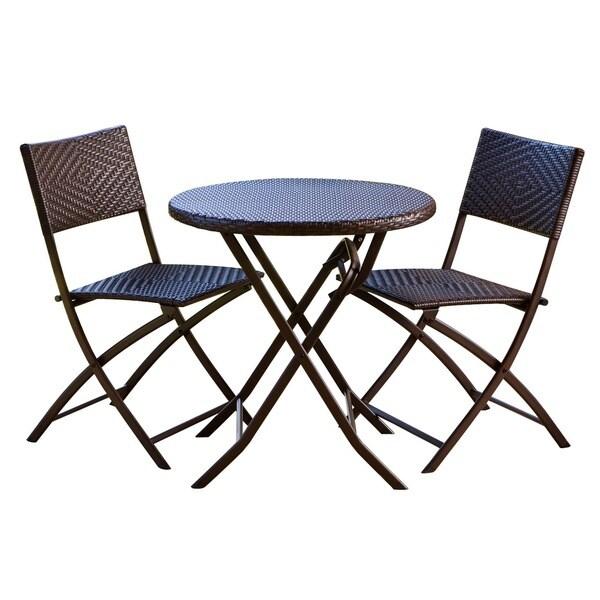 Rst Cantina Bistro 3 Piece Folding Dining Set 12369987
