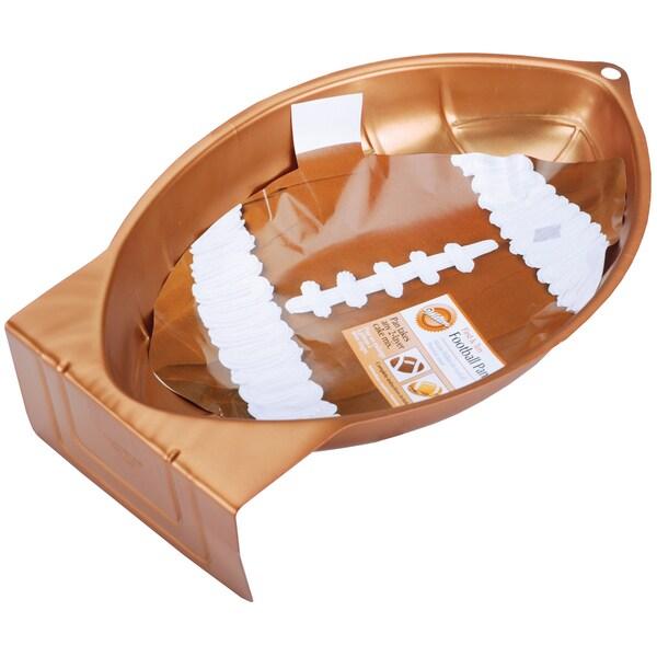 Wilton Football Novelty Cake Pan 12370012 Overstock