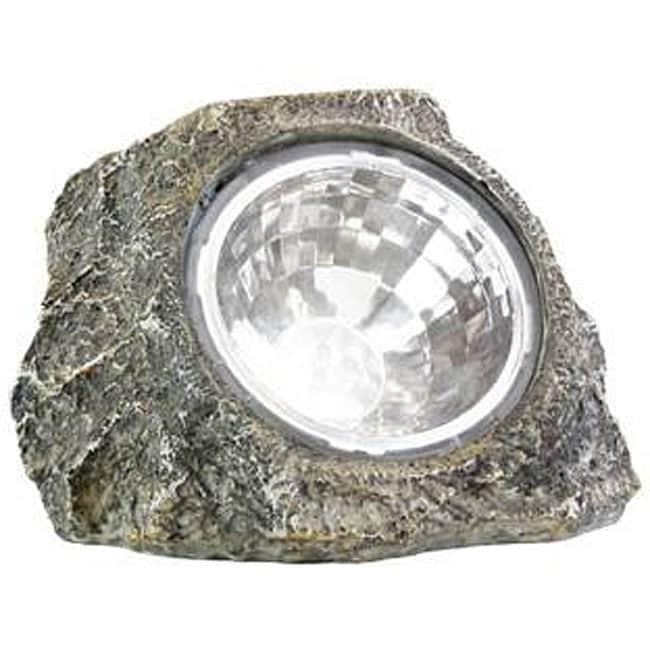 Rock Solar Spot Lights Set Of 6 12389190 Overstock