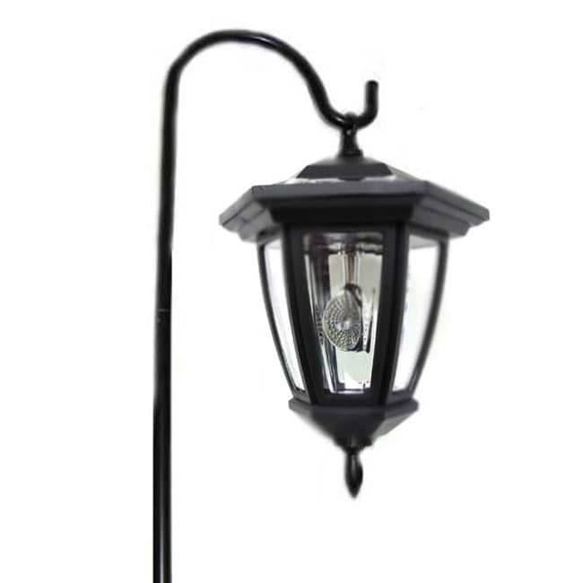 Shepards Hook Solar Hanging Lantern (Set of 6) - 12389191 ...