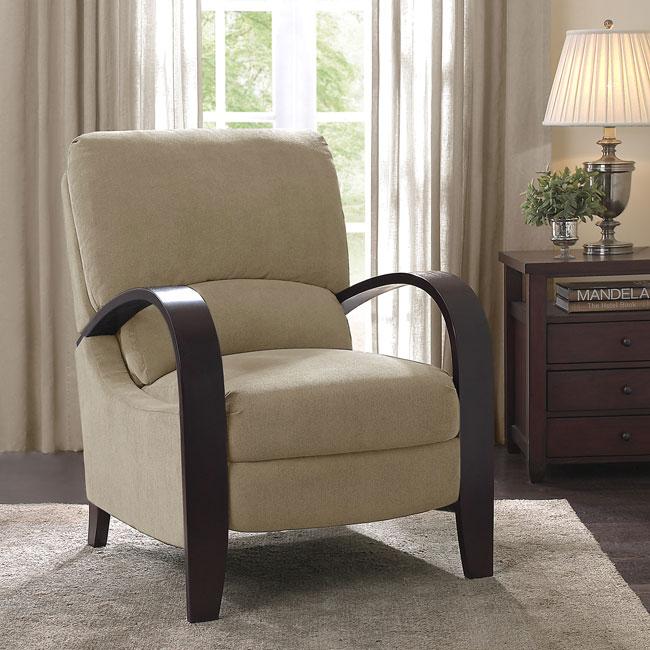 Overstock Clearance Furniture: Riverside Sand Recliner