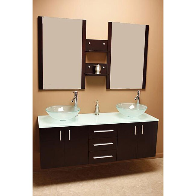 Kitchen Cabinets Clearwater: 27 Innovative Bathroom Vanities Double Sink