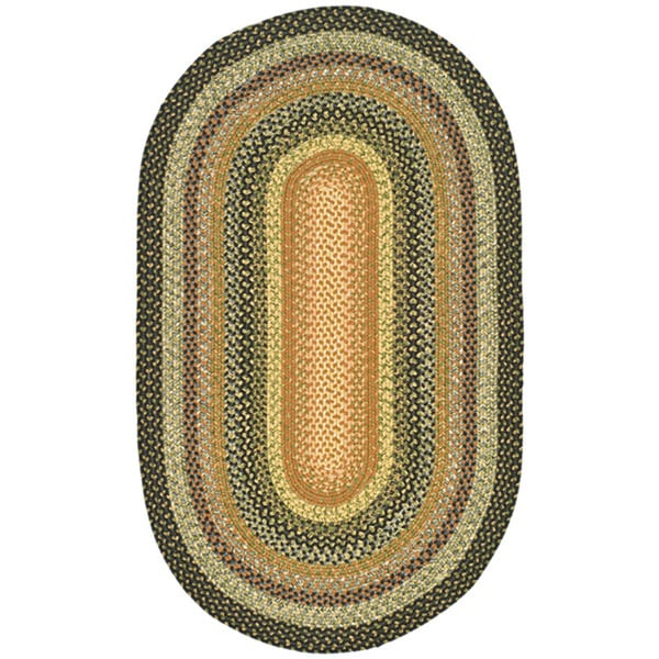 Safavieh Hand-woven Indoor/Outdoor Reversible Multicolor