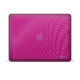 iLuv Flexi-Clear ICC802PNK iPad Case