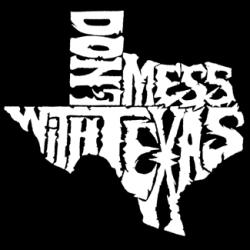 Los Angeles Pop Art Women S Don T Mess With Texas T