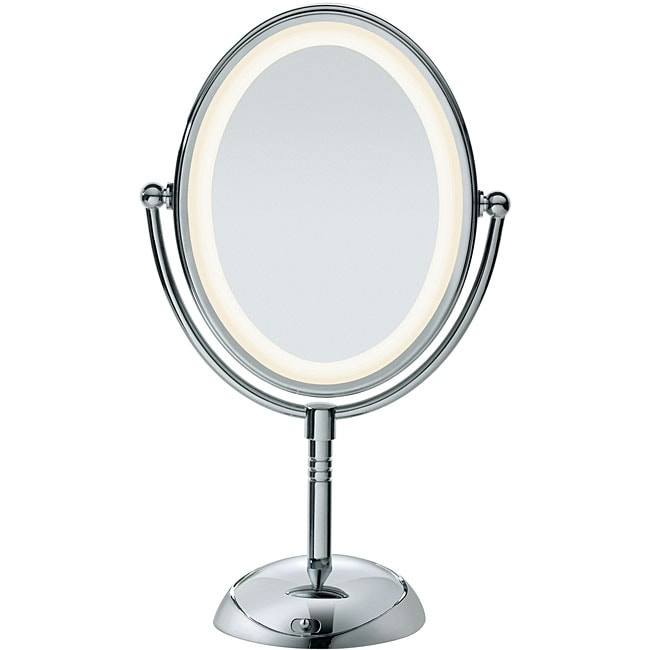 Good Mat Lipstick Lighted Make Up Mirrors