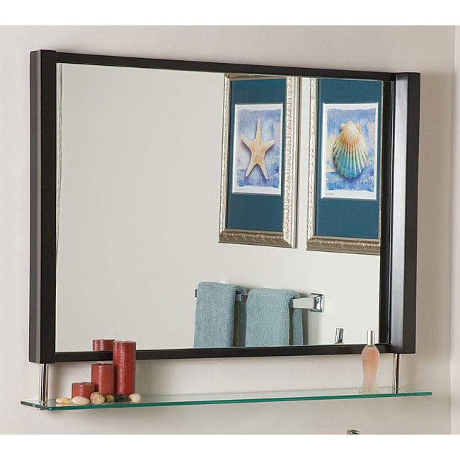 Overstock Mirrors: New Amsterdam Framed Wall Mirror