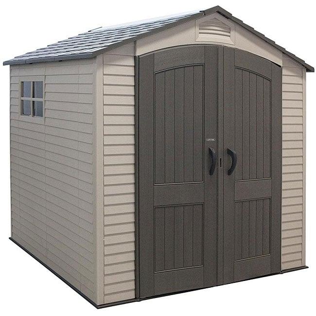 Lifetime Basic Storage Shed 7 X 7 12667985