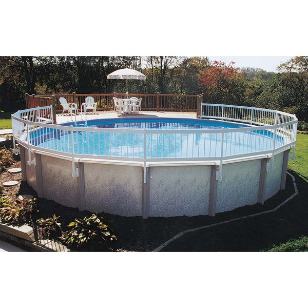 Gli Above Ground Pool Fence Add On Kit C 2 Sections