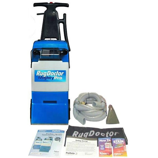 Rug Doctor Mighty Pro Carpet Upholstery Steamvac Shampooer