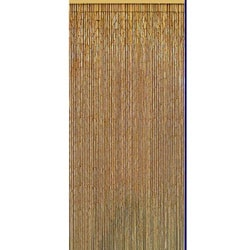 Natural Bamboo Beaded Curtain Vietnam 12740326