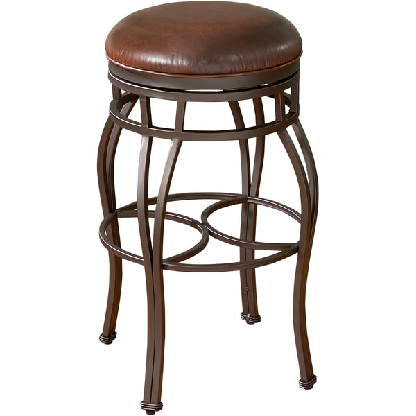 delaware 30 inch swivel bar stool 12754071 shopping great deals on bar stools. Black Bedroom Furniture Sets. Home Design Ideas