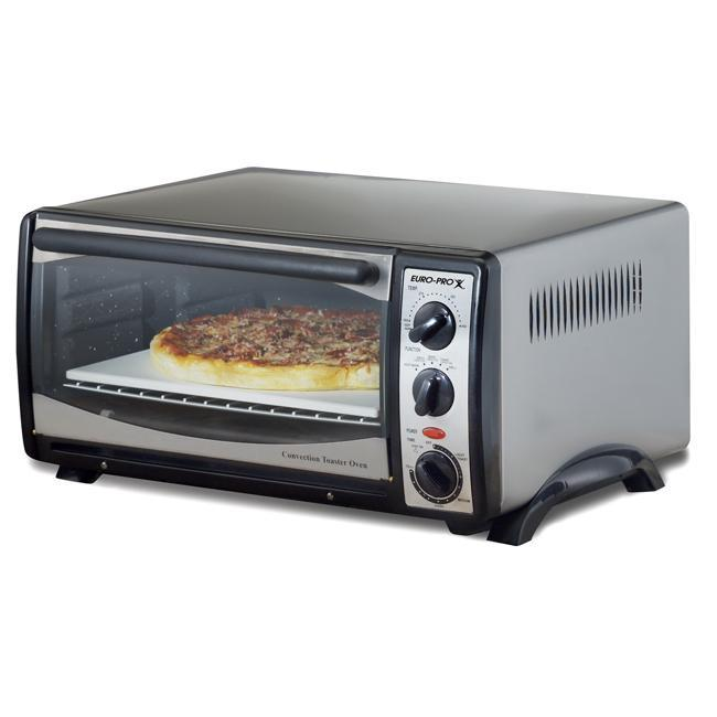 Euro Pro Convection Toaster Oven Refurbished 12140892