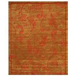 Hand Woven Loire Silk Rug 7 9 X 9 9 14505683