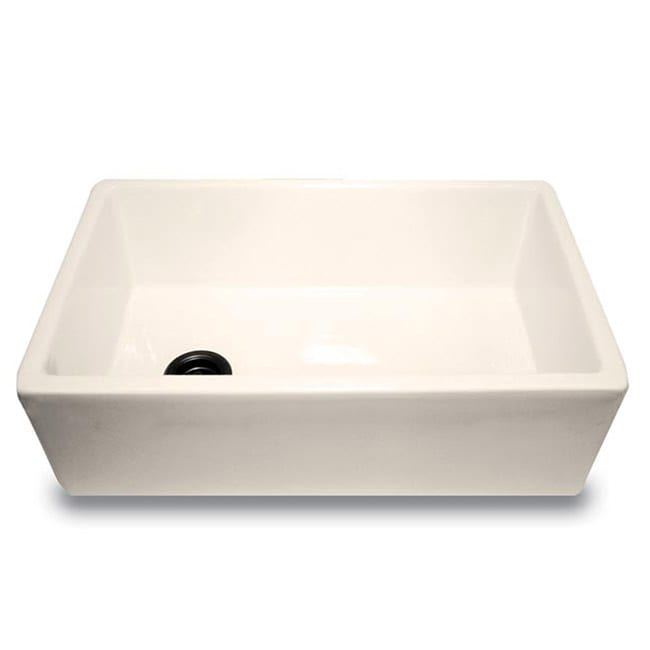 Highpoint Collection 30-inch Fireclay Farm Sink