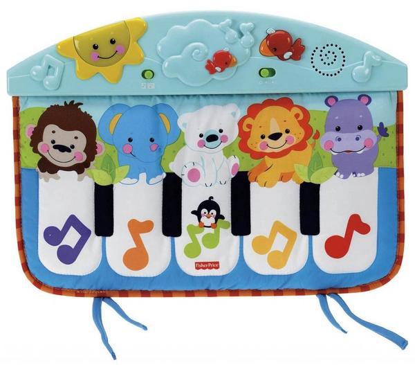Fisher Price Precious Planet Kick And Play Piano