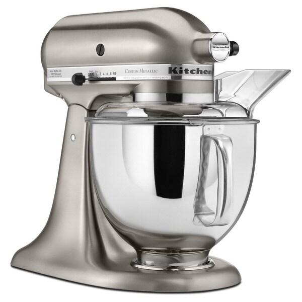 Do Any  Quart Kitchen Aid Mixers Tilt Back