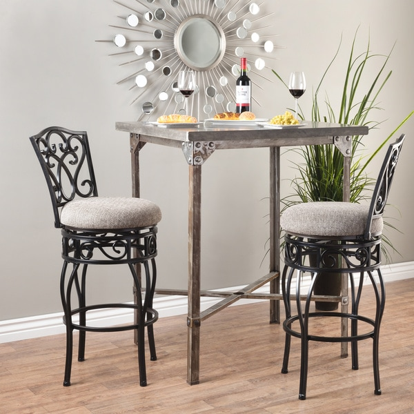 chase 30 inch bar stools pack of 2 12950058 shopping great deals on i love. Black Bedroom Furniture Sets. Home Design Ideas
