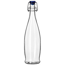 Libbey 33.875-oz Water Bottles with Lid (Pack of 6)