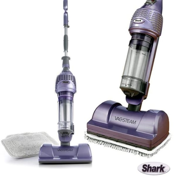 Shark Mv2010 Vac Then Steam 2 In 1 Vacuum Steam Mop