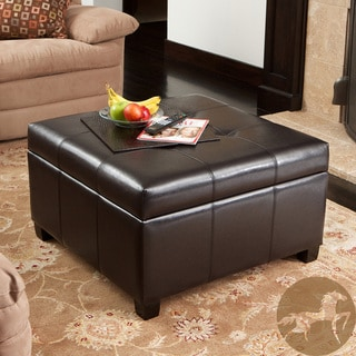 Christopher Knight Home Richmond Espresso Bonded Leather