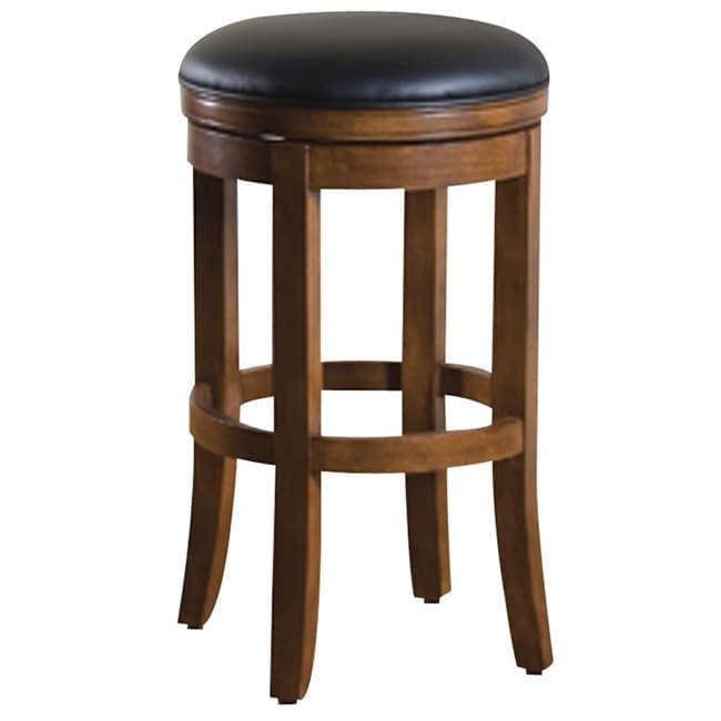 salem 30 inch swivel bar stool 12986184 shopping great deals on bar stools. Black Bedroom Furniture Sets. Home Design Ideas