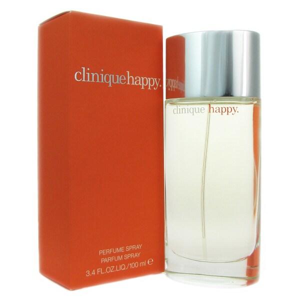 Clinique Happy Women S 3 4 Ounce Eau De Parfum Spray