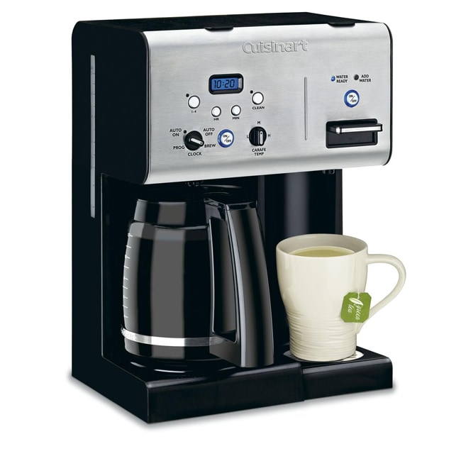 Cuisinart Chw 12 12 Cup Programmable Coffeemaker With Hot