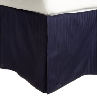 Greenland Home Fashions Cotton Blend Multi Ruffle White 15 Inch Drop Bedskirt 14066283