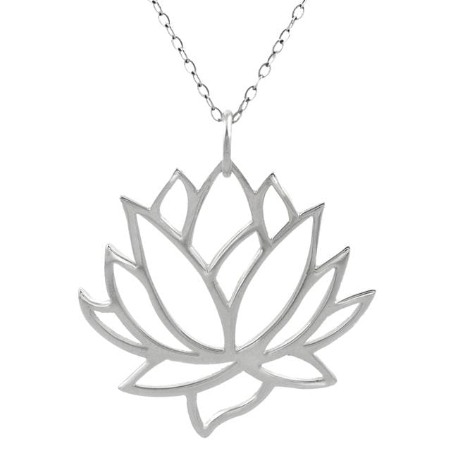 Lotus Flower Necklace Carpavascting23s Soup