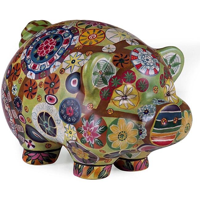 Regent Chalula Fiesta Porcelain Piggy Bank - 13016067 ...